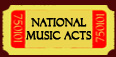 Mackay Entertainment National Music Acts