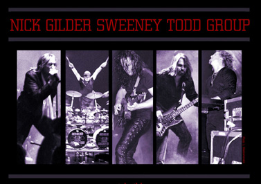 Nick Gilder & The Sweeney Todd Band