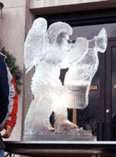 Chainsaw Wood Carving Shows & Ice Sculpture Shows
